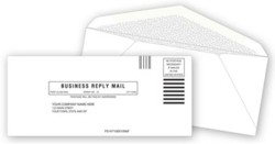 9BR  #9 Business Reply Envelope