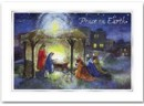 H13660 Away In A Manger Christmas Cards