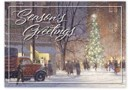 HP14313 Tradition On Canvas Holiday Cards