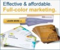 Full-color Solutions to increase sales banner